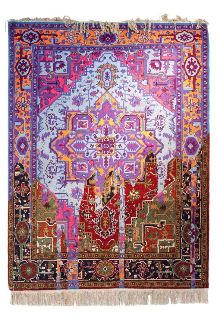 Неймовірні килими Фаіга Ахмеда (фото)
