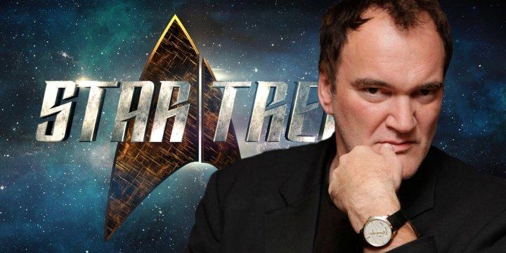 Тарантіно візьметься за Star Trek