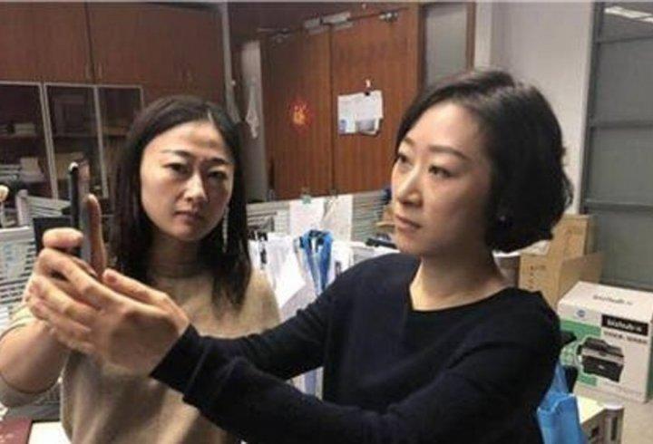 Для iPhone X всі китайці на одне лице