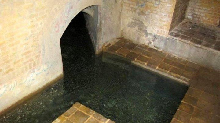 Кяриз - старовинна водопровідна система (фото)
