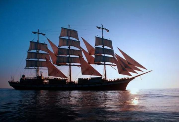Чому швидкість на морі визначається в вузлах