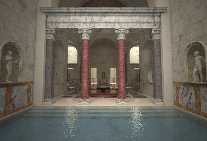 Віртуальна реальність розкрила пишність давньоримських лазень