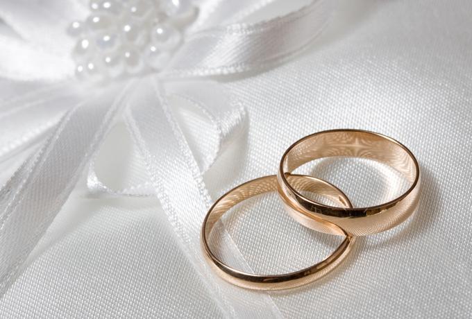 Як і чому називаються весільні річниці. Від 1 до 100 років