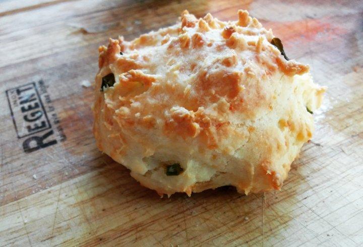 Бразильські сирні булочки