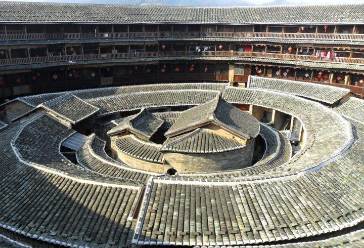 Китайські фортеці «тулоу» (фото)
