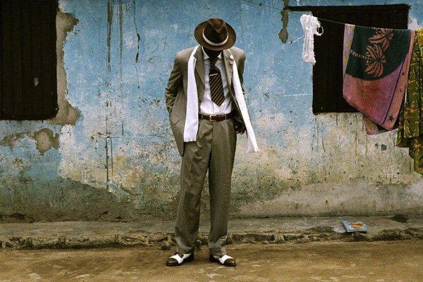 Протест «елегантних людей» Конго (фото)