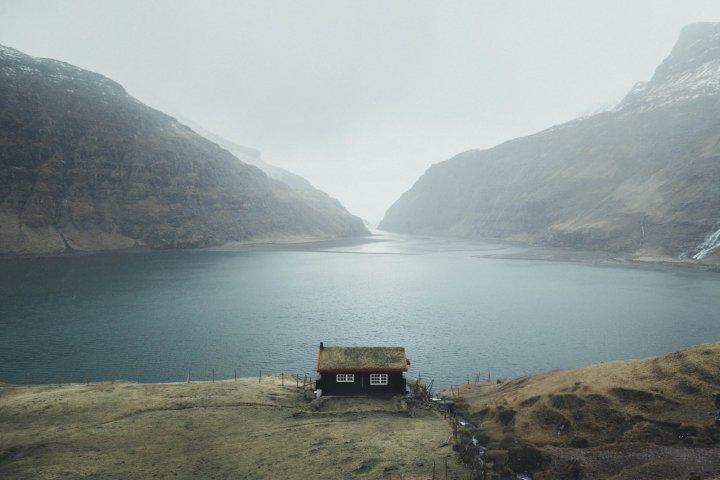 Мішель Пітерс і його пейзажні фотографії (фото)
