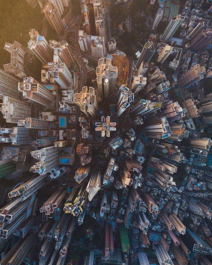 10 найкращих фото, зроблених дронами