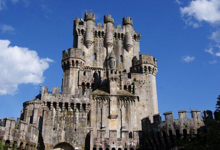 Замок Бутрон: перлина середньовічної Іспанії (фото)