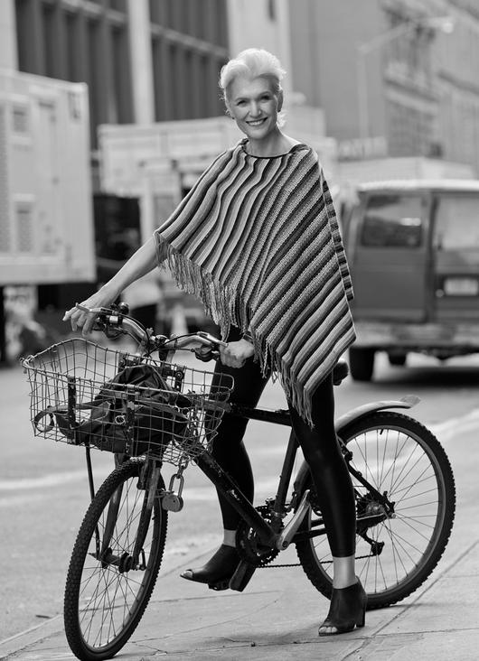 Мама Ілона Маска в свої 70 працює моделлю і вважає, що все тільки починається