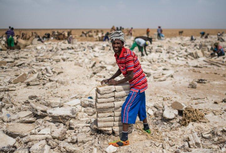 За що платять 100 грн на день в Ефіопії (фото)