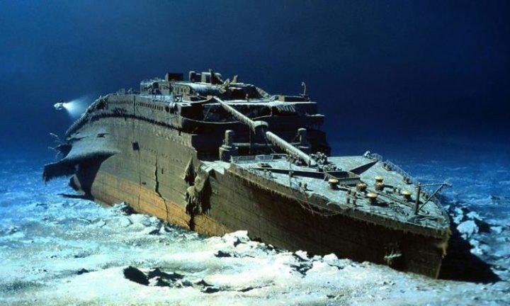 Чи можна підняти «Титанік» з дна?