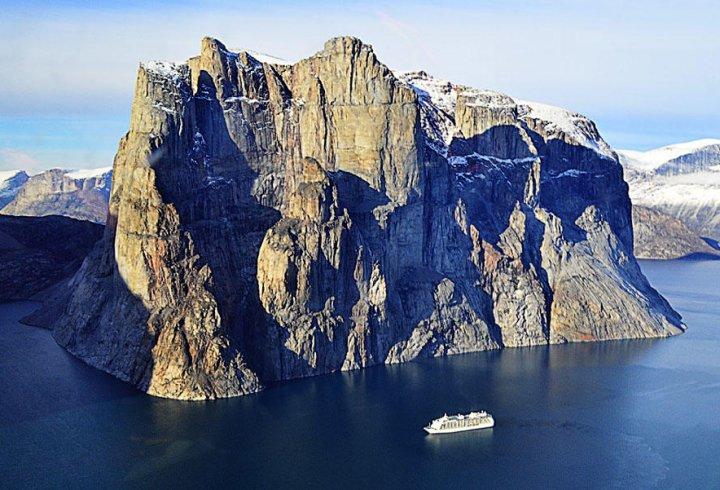 The World: подорож на круїзному лайнері не виходячи з дому (фото)