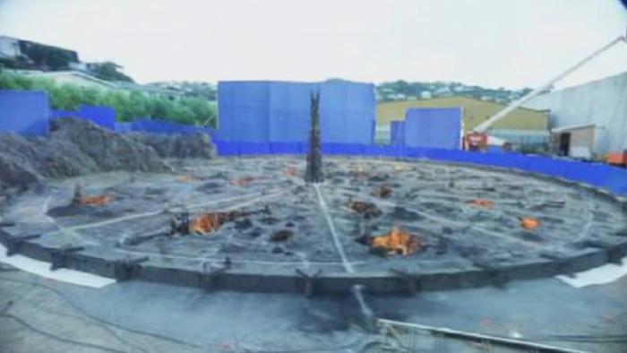Як це знято: «Володар кілець: Братство кільця» (фото, відео)