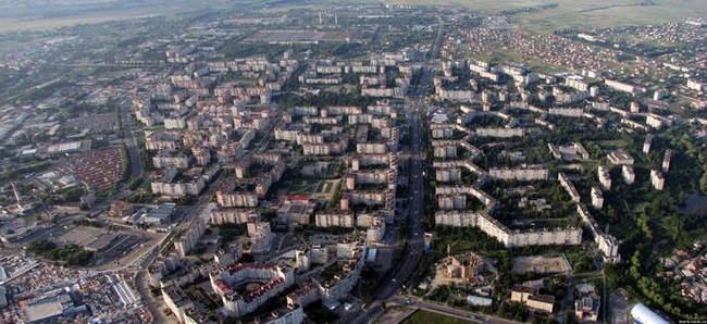 Найдовший у світі житловий будинок знаходиться в Луцьку (фото)