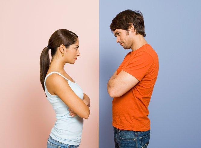 Чоловіки і жінки. Різниця в симпатії
