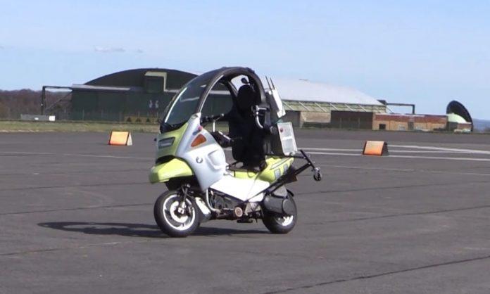 AB Dynamics розробила скутер-безпілотник (відео)