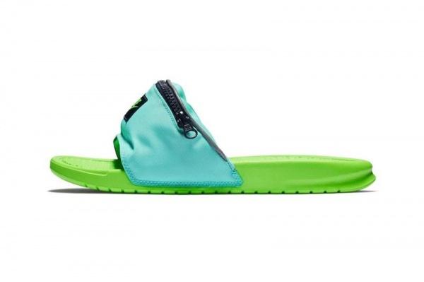 Nike запропонували носити сумку на нозі