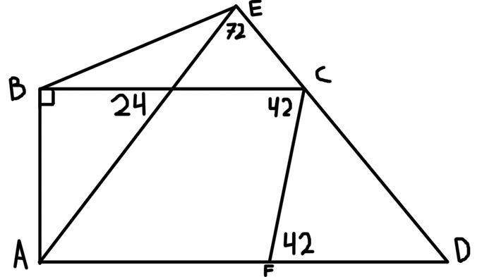 Завдання з геометрії, 7 клас