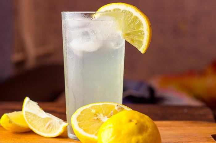 Рецепт імбирного лимонаду