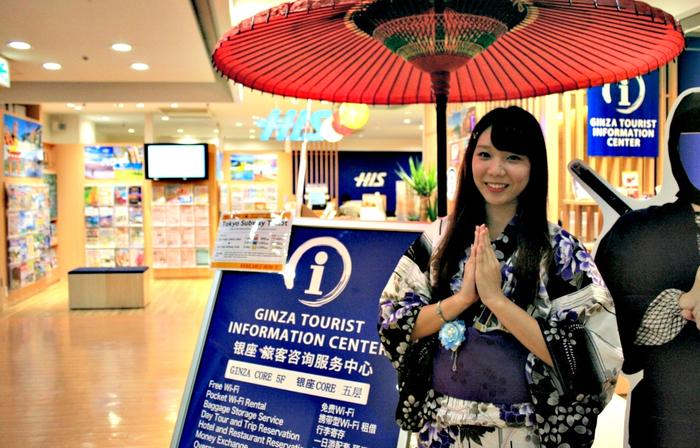 Правила для туристів в Японії