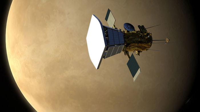 Гігантська атмосферна хвиля гальмує обертання Венери