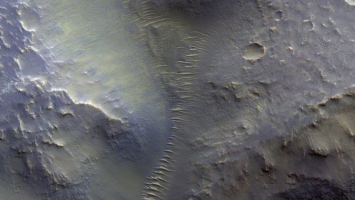 Кращі фотографії поверхні Марса