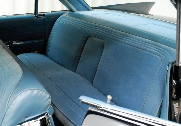 Cadillac Eldorado (1959-1966) - американська мрія епохи романтизму (фото)