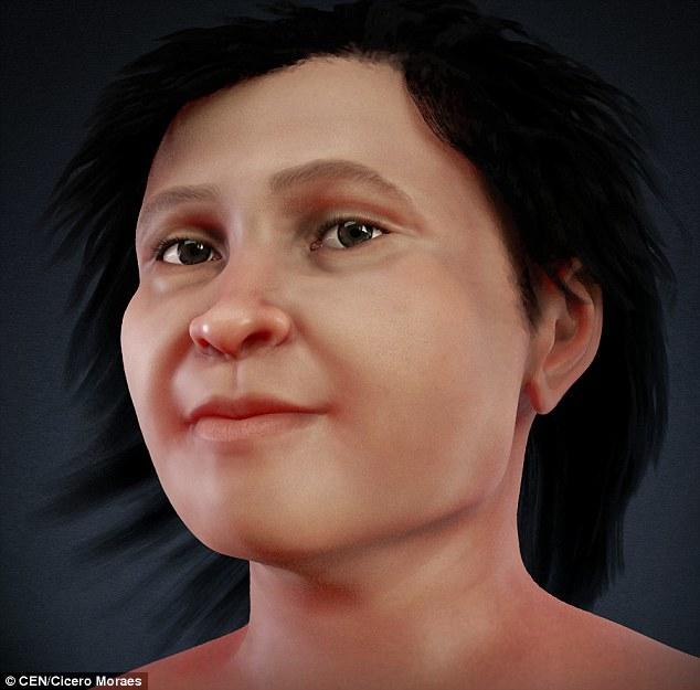 Вчені показали, як виглядала жінка 14 тисяч років тому