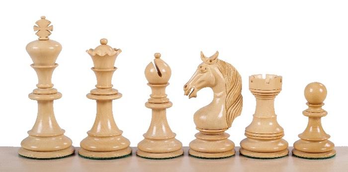 Історія розвитку шахових фігур