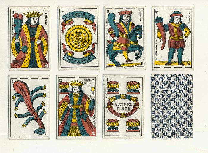 Історія гральних карт