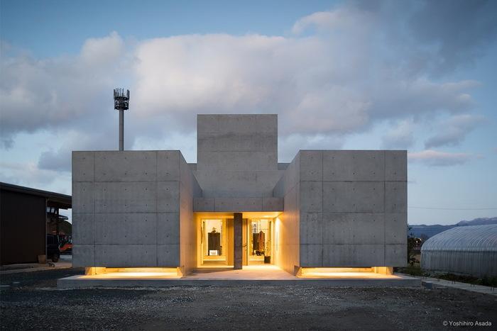 «Cпокійний особняк» керуючого японським бетонним заводом (фото)