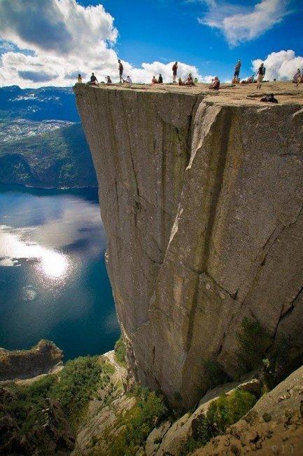 Найнебезпечніші місця на планеті (фото)