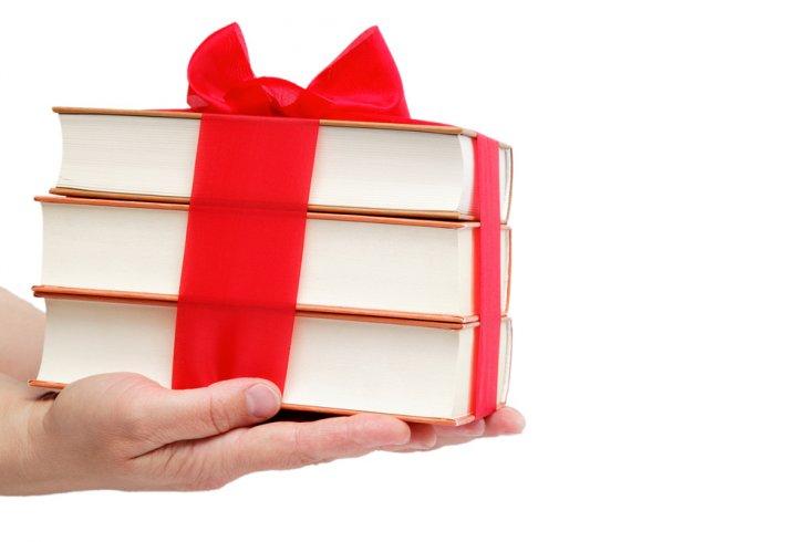 Книга - ідеальний подарунок