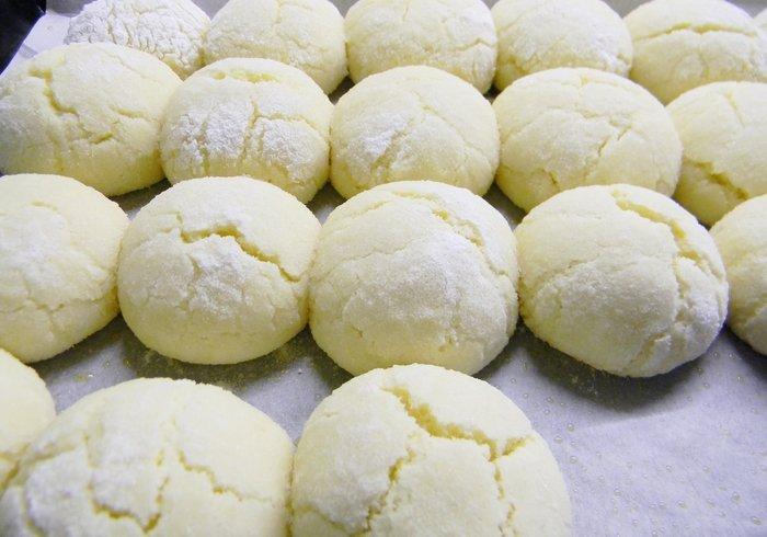Печиво «Лимонне» (рецепт)