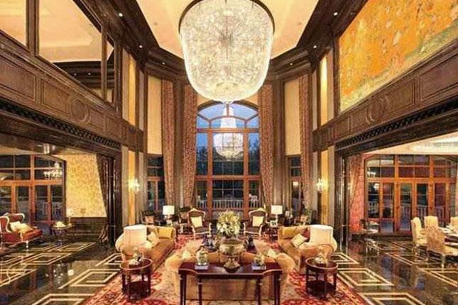 Найбільший і найдорожчий приватний будинок у світі (фото)