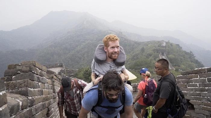 Як четверо хлопців допомогли другу-інваліду побачити світ (фото)