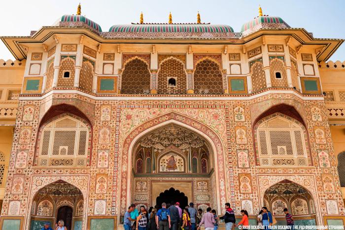 Найкрасивіший палац Індії (фото)