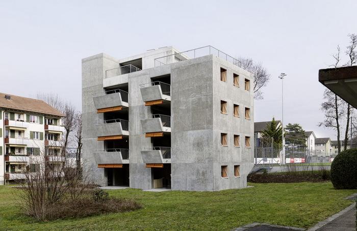 Як виглядає «доступне житло» в Швейцарії (фото)