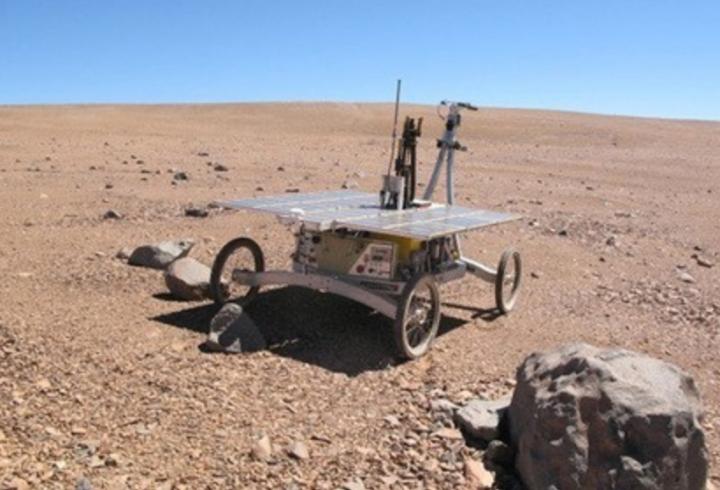 Марсохід зробив відкриття на Землі