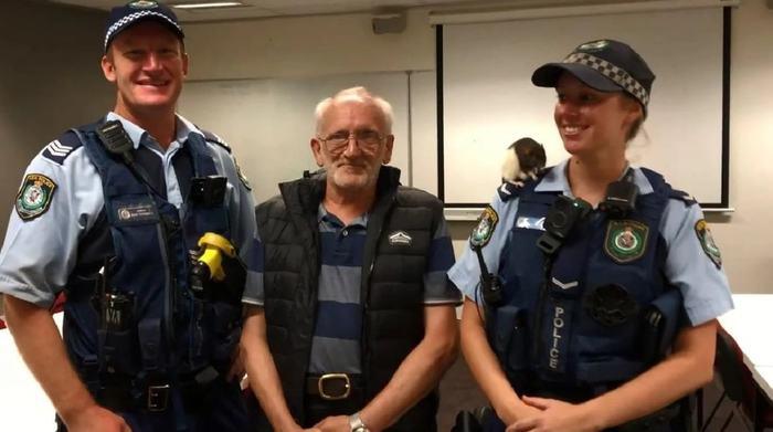 Як жителі Сіднея допомогли безхатьку знайти його ручного щура