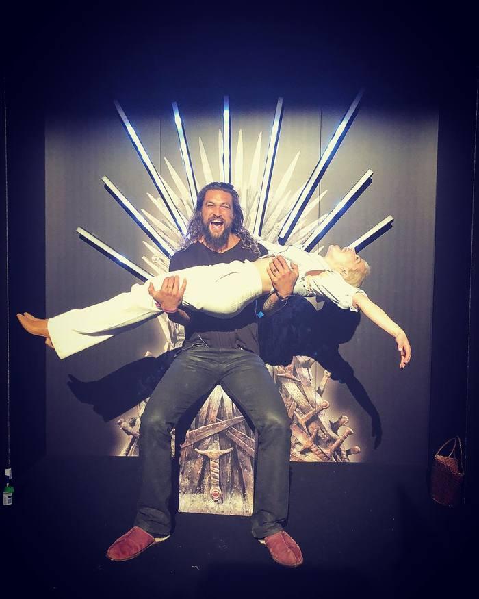 23 закадрові фотографії зі зйомок «Гри престолів» (фото)