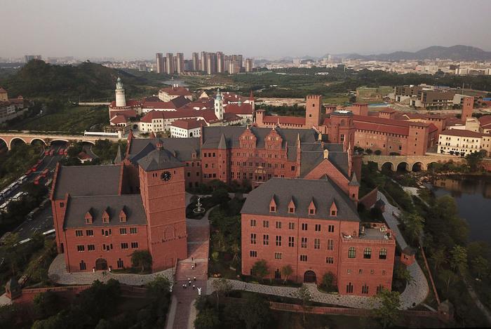 Новий дослідницький центр Huawei (фото, відео)
