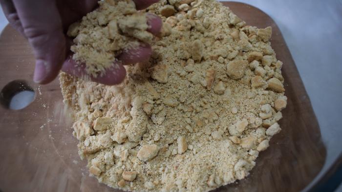 Солодка ковбаска - смак дитинства