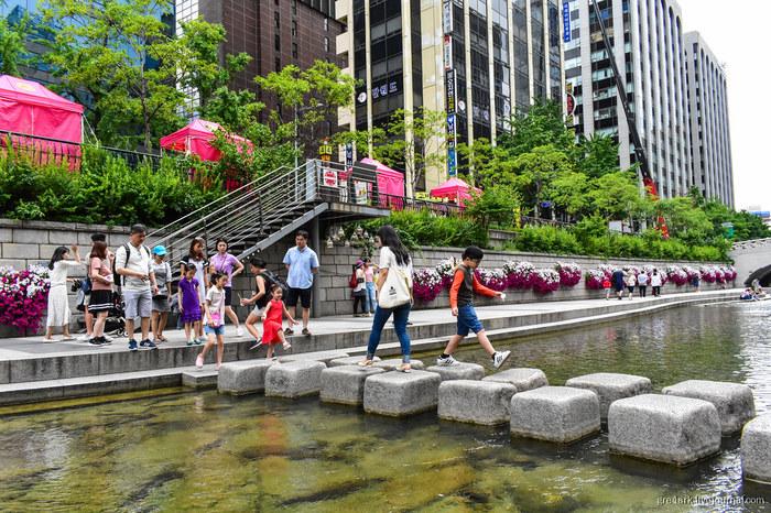 Як Сеул перетворюється на місто без машин (фото)