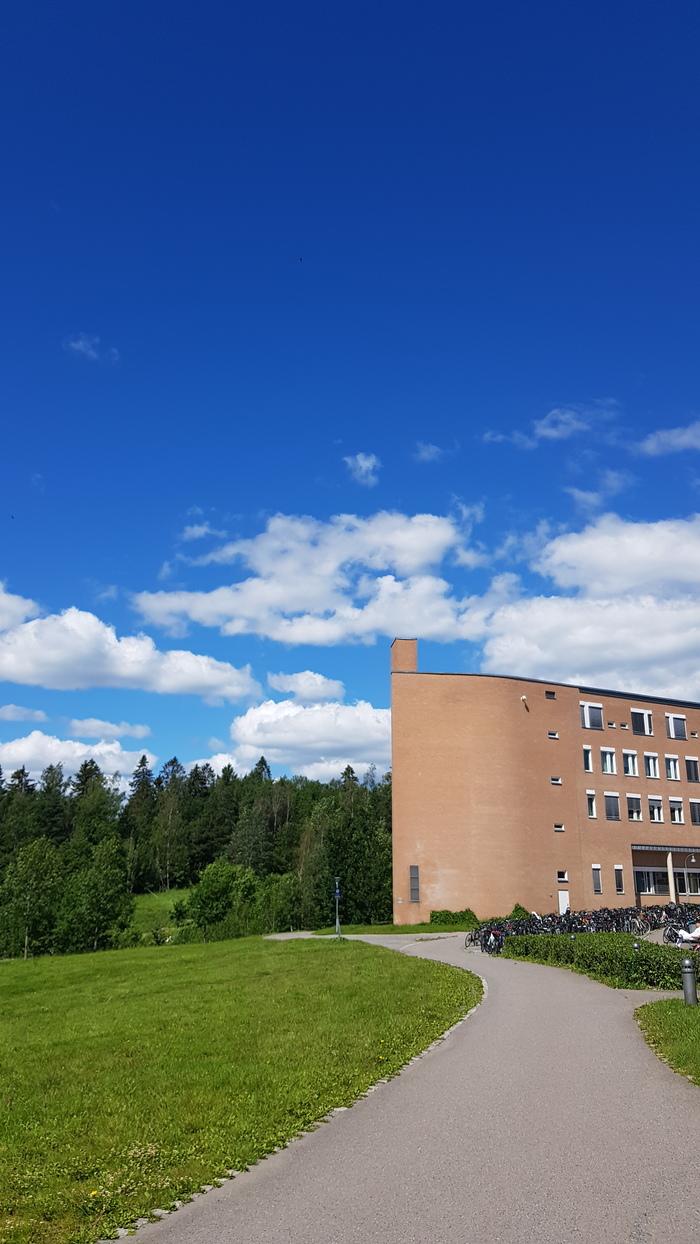 Державна міська лікарня в Осло (фото)