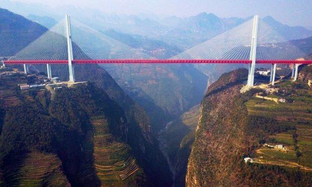 Найвищий в світі міст над водою (фото)