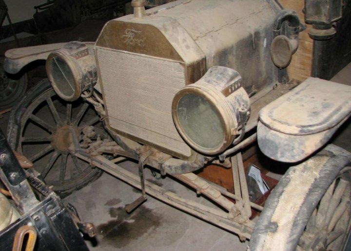 У сараї знайшли Ford Model T, якому більше 100 років (фото)