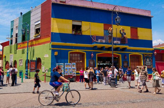 Найпопулярніший район Буенос-Айреса (фото)
