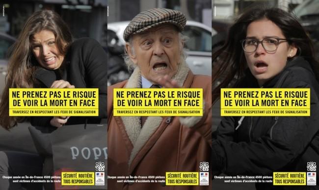 Як у Франції виховують пішоходів, щоб вони не переходили дорогу на червоне світло (фото)